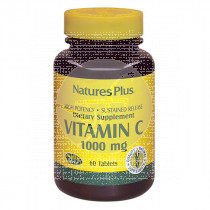 Vitamina C 1000Mg 60 comprimidos Nature'S Plus