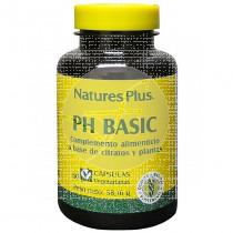 PH BASIC 60 CAPSULAS NATURE'S PLUS