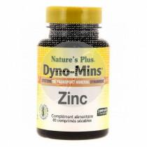 DYNO-MINS ZINC NATURE'S PLUS