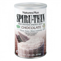 Spirutein Chocolate 476Gr Nature'S Plus