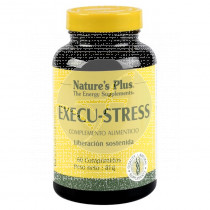 EXECU STRESS 60COMPRIMIDOS NATURE'S PLUS