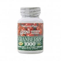 Ultra Cranberry 1000 60 Comprimidos Natures Plus