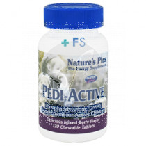 PEDI ACTIVE 60 COMPRIMIDOS NATURE'S PLUS