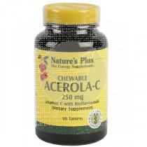 Acerola C comprimidos masticables Nature'S Plus