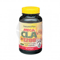 Mega Cla 1200Mg 60 perlas Nature'S Plus