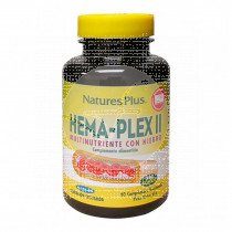 Hema Plex Ii Hierro Nature'S Plus