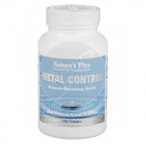 Metal control 120 comprimidos Nature'S Plus