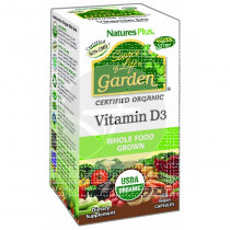 Vitamina D3 garden Nature'S Plus