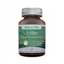 T-MAN NATURE'S PLUS