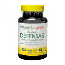 EXPRESS DEFENSAS NATURE'S PLUS
