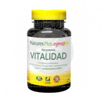 EXPRESS VITALIDAD NATURE'S PLUS