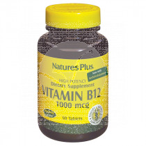 Vitamina B12 1000Mcg Nature'S Plus