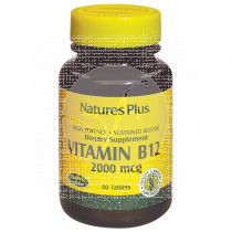 Vitamina B12 2000Mcg Nature'S Plus