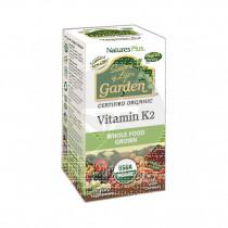 Source of Life Garden vitamina k2 60 cápsulas Nature's Plus