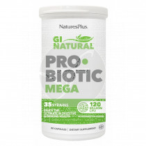 Gi Natural Probiotic Mega Nature´s Plus