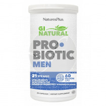 Gi Natural Probiotic Men Nature´s Plus