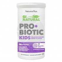 Gi Natural Probiotic Kids Nature´s Plus