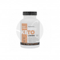 Keto living sugar control 90 cápsulas Natures Plus
