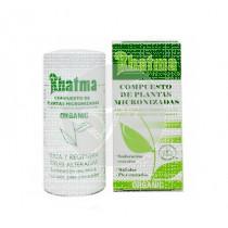 Desodorante Compuesto De Plantas Micronizadas Rhatma