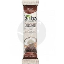 Barritas De Coco y Chocolate Negro Bio Vegano sin gluten Zuba
