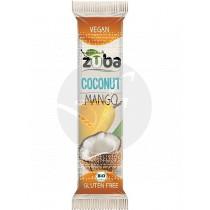 Barritas De Coco y Mango Bio Vegano sin gluten Zuba
