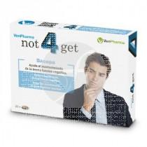 Not4Get 20 comprimidos Venpharma