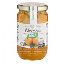 Mermelada De Naranja sin Azucar Santiveri