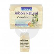 Jabon Natural De Calendula Afecciones piel Bifemme