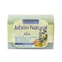 Jabon Aloe Vera Antiinflamator Bifemme