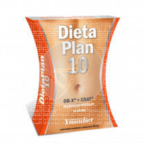 Pack Dietaplan 10 sobres + 10 Caspulas Ynsadiet