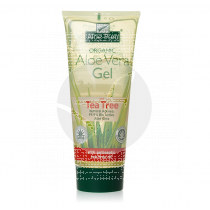 GEL ALOE VERA CON TE TREE ECO 200ML ALOE PURA