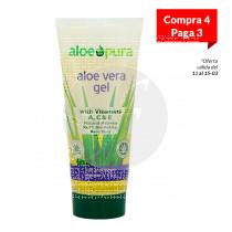 Gel Aloe Vera Vitaminas y Antioxidantes 200ml Aloe Pura