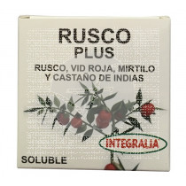 TISANA RUSCO PLUS SOLUBLE INTEGRALIA