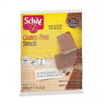 Snacks Barquillos De Chocolate con Avellanas sin gluten Dr. Schar