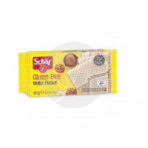 Wafers Pocket De Avellana sin gluten Dr. Schar