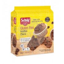 Muffins Chocolate sin gluten Dr. Schar