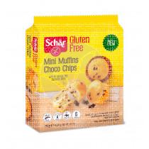 Mini Muffins Choco Chips sin gluten 240Gr Dr. Schar