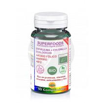 Espirulina+Chlorella Bio 90 comprimidos Robis