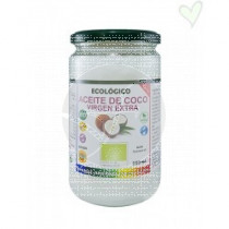Aceite De Coco Virgen Eco sin gluten 500ml Robis