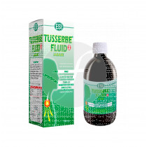 Tusserbe Fluid 2 Jarabe 180ml Trepat-Diet