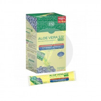 Zumo Aloe Vera +Forte Mirtilo Pocket sobres Trepat-Diet