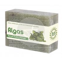 Jabon Algas Anticelulitico Solnatural