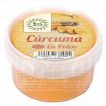 Curcuma Bio en polvo 100gr Solnatural