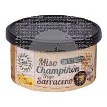 Paté Vegano De Miso, Champiñones y Sarraceno Bio Solnatural