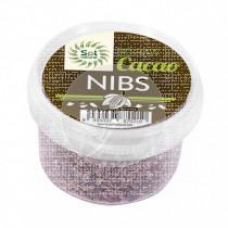 Cacao Nibs Crudo Raw Bio 150Gr Solnatural