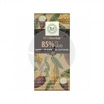 BIO CHOCOLATE 85% CACAO VEGANO SOLNATURAL