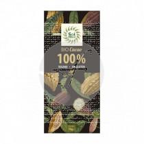 BIO CHOCOLATE PURO 100% CACAO VEGANO SOLNATURAL
