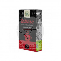 Cafe Molido Intenso Biologico Solnatural