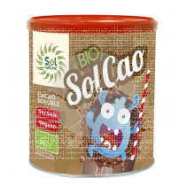 Solcao Cacao Soluble Bio Solnatural