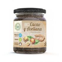 Crema De Cacao y Avellana Bio 200Gr Solnatural